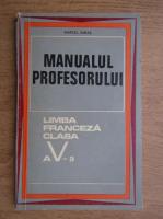 Anticariat: Marcel Saras - Manualul profesorului