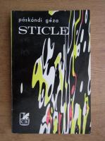 Anticariat: Paskandi Geza - Sticle