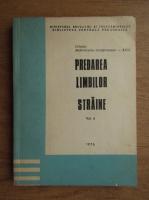 Anticariat: Predarea limbilor straine (volumul 6)