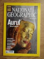 Anticariat: Revista National Geographic. Aurul, masca bogatiei (ianuarie 2009)