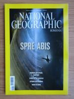 Revista National Geographic. Spre abis (iunie 2009)