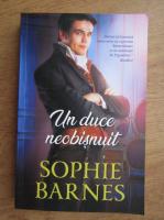 Anticariat: Sophie Barnes - Un duce neobisnuit