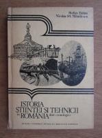 Anticariat: Stefan Balan - Istoria stiintei si tehnicii in Romania