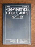 Anticariat: Sudostdeutsche vierteljahresblatter