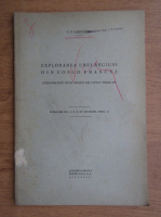 T. P. Ghitulescu - Explorarea unei regiuni din congo francez (1930)