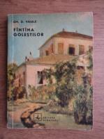 Anticariat: Gh. D. Vasile - Fantana Golestilor