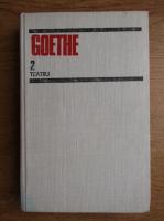 Goethe - Teatru (volumul 2)