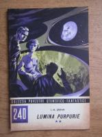 Anticariat: I. M. Stefan - Lumina purpurie (volumul 2), nr. 240