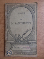 Moliere - Le misanthrope (1920)