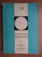 N. Micu, Gh. Mihoc - Introducere in teoria probabilitatilor