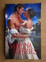 Anticariat: Sabrina Jeffries - O noapte cu un print