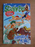Scooby-Doo, surferii-s pe val (numarul 1)