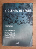 Sorin Tudor Maxim - Violenta in sport