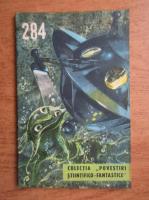 Anticariat: Viktor Saparin, Igor Rosohovatski - Monstrul din canionul submarin. Cazul comandorului, nr. 284