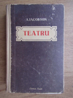 Anticariat: A. Iacobson - Teatru