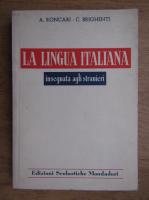 A. Roncari - La lingua Italiana