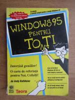 Anticariat: Andy Rathbone - Windows pentru toti