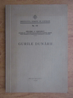 Grigore Vasilescu - Gurile Dunarii