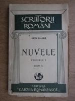 Anticariat: Ioan Slavici - Nuvele (volumul 5)