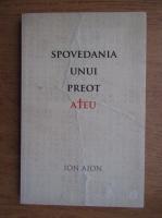 Anticariat: Ion Aion - Spovedania unui preot ateu