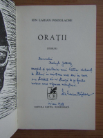 Anticariat: Ion Larian Postolache - Oratii
