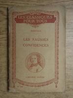 Marivaux - Les fausses confidences (1920)