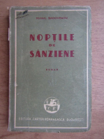 Anticariat: Mihail Sadoveanu - Noptii de Sanziene (1947)