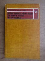 Anticariat: Nicolae Racoveanu - Metode numerice pentru ecuatii cu derivate partiale de tip parabolic