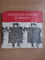 Olga Horsia - Mestesuguri artistice in Romania