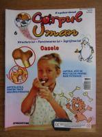 Anticariat: Revista explorand corpul uman. Oasele. Nr. 6