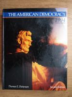 Anticariat: Thomas E. Patterson - The american democracy