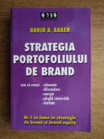 David A. Aaker - Strategia portofoliului de brand
