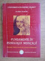 Anticariat: Florin Tudose - Fundamente in psihologia medicala