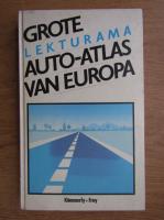 Anticariat: Grote lekturama auto-atlas van Europa