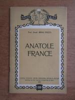 Anticariat: Mihai Ralea - Anatole france