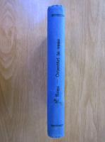Anticariat: Nicolae Rosu - Orientari in veac (1938)