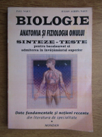 Anticariat: Paul Naicu - Biologie, Anatomia si fiziologia omului
