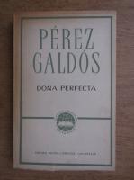 Anticariat: Perez Galdos - Dona Perfecta