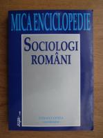 Anticariat: Stefan Costea - Sociologi romani