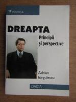 Anticariat: Adrian Iorgulescu - Dreapta, principii si perspective