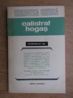 Anticariat: Calistrat Hogas interpretat de (Biblioteca critica)