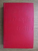 Anticariat: Dictionnaire du francais facile