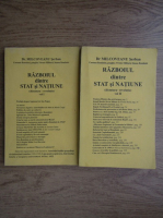 Anticariat: Dr. Milcoveanu Serban - Razboilu dintre stat si natiune (2 volume)
