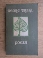 Anticariat: Georg Trakl - Poezii