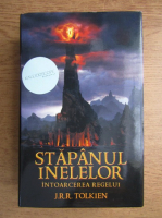 J. R. R. Tolkien - Stapanul inelelor, intoarcerea regelui
