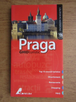 Anticariat: Melanie Rice - Praga. Ghid turistic