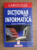 Anticariat: Pierre Morvan - Dictionar de informatica