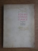 Poeme chineze clasice