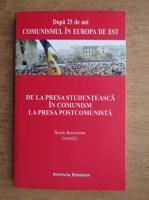 Sorin Bocancea - De la presa studenteasca in comunisc la presa postcomunista