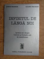 Anticariat: Stefan Sgandar - Infinitul de langa noi. Ipoteze noi despre Univers si formele sale de manifestare